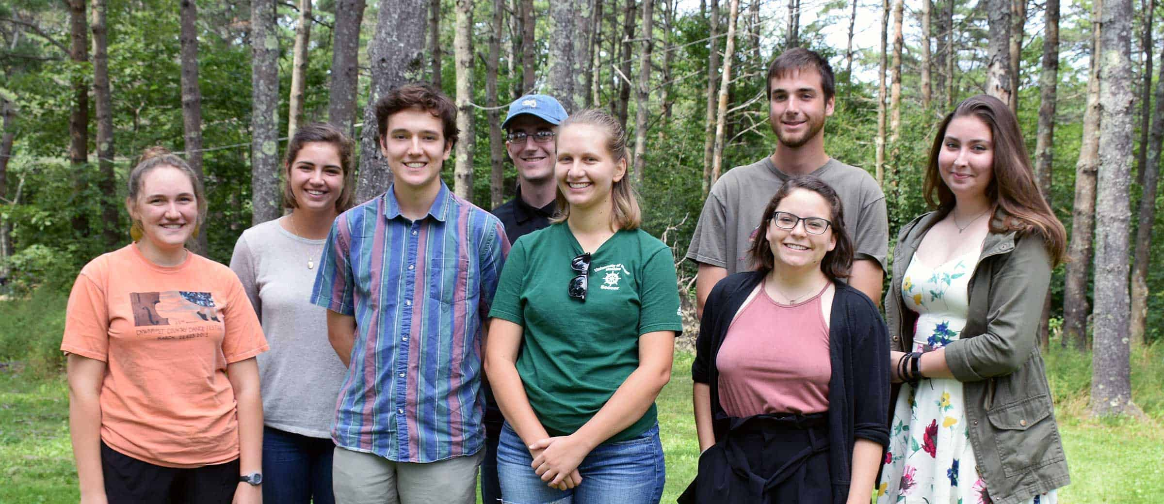 MCHT Conservation Interns, 2018